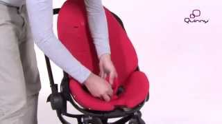 Чистка коляски Quinny Moodd(Видео инструкция - как раздеть коляску Quinny Moodd для чистки. Заказывайте детскую прогулочную коляску Quinny Moodd..., 2012-05-19T21:40:02.000Z)