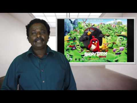 Angry Birds Movie Review – Tamil Talkies