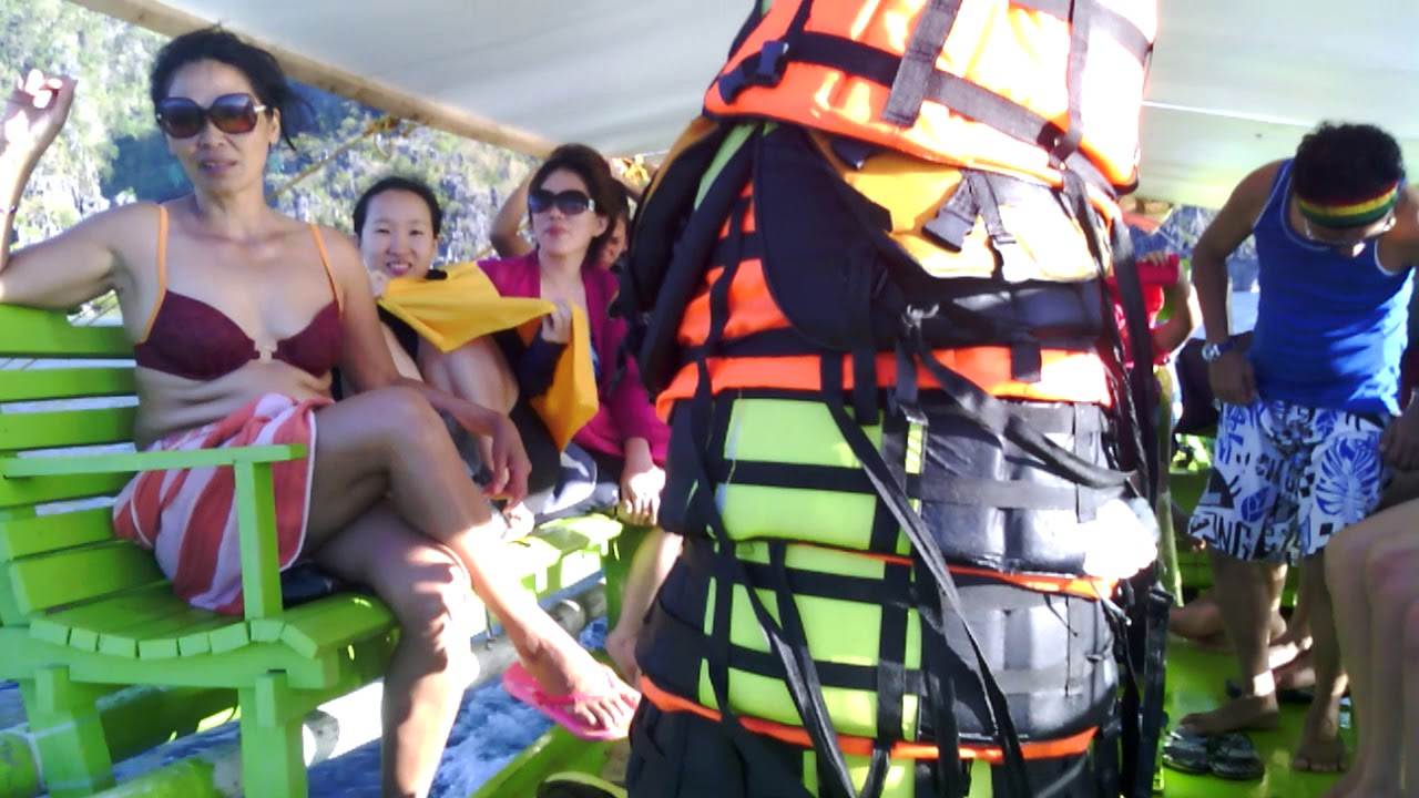 ISLAND HOPPING EL NIDO PHILIPPINES[TRAVEL BY  MARIVET BOYSILLO
