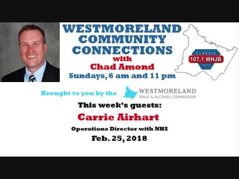 Westmoreland Community Connections: Feb. 25, 2018
