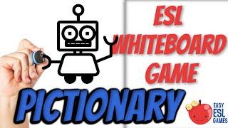 Pictionary - Easy ESL Games