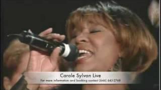 Carole Sylvan Live