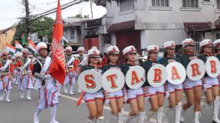 Parade of Bands Sumilang Festival 2017  Part 2 HD (With Sound)