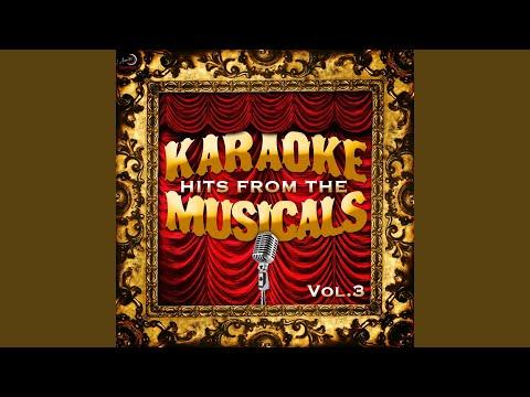 Frei Und Schwerelos (In The Style Of Wicked) (Karaoke Version)