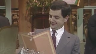 Dining With Mr. Bean | Mr. Bean Official