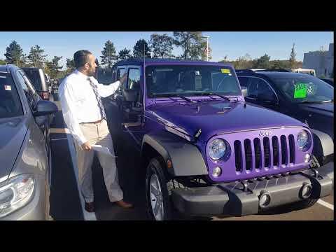 Jeep Wrangler Lease Deals Ann Arbor & Ypsilanti MI