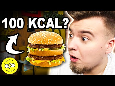 Zgadujemy Ile Jedzenie Ma Kalorii