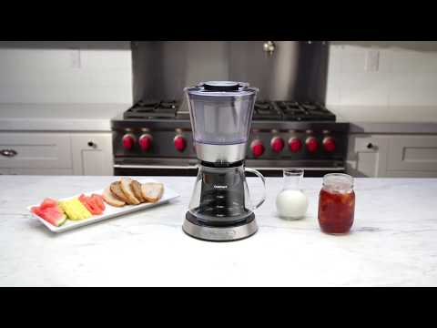 Automatic Cold Brew Coffeemaker (DCB-10)