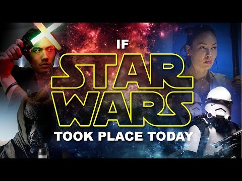 Thumbnail: If Star Wars Took Place Today!