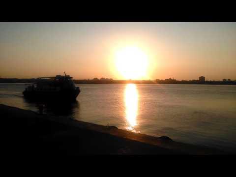 MARACAIBO: TERMINAL LACUSTRE HUGO CHÁVEZ FRÍAS ATARDECER 2