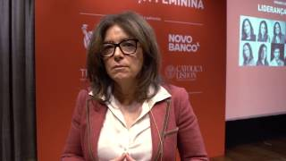 Conferência Liderança Feminina: Como a liderança feminina está a mudar as empresas