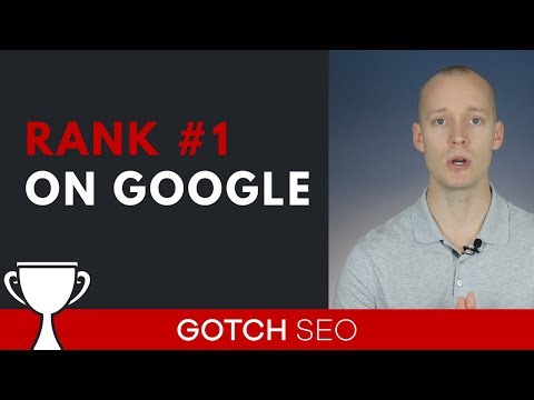How to Rank in Google [EPISODE #1]