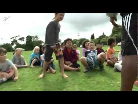 KiwiSport - AFL KiwiKick Beach Haven School