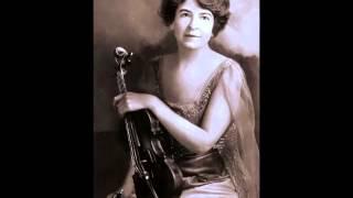 Maud Powell - Dvorak: Humoresque