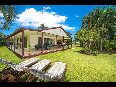 Island Time Villas FOR SALE in Muri Beach Rarotonga Cook Islands
