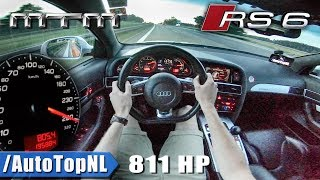ABT RS6 2009 Videos