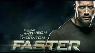 Faster (2011)(Blu-ray Unboxing) (Dwayne