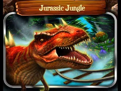Rail Rush – #8 Jurassic Jungle (Track Guide)