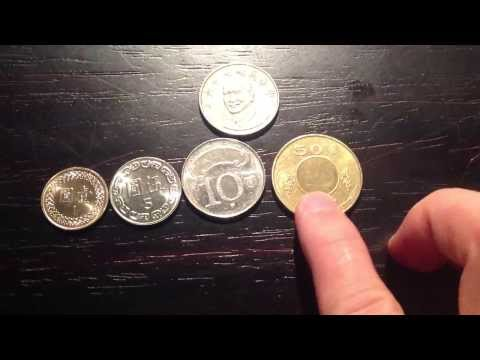 Taiwan Coins: Secret Security Features