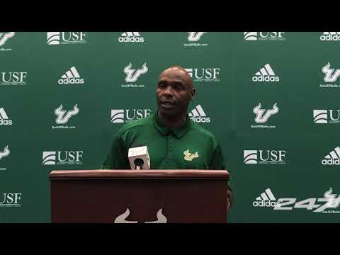 WATCH: Charlie Strong's Weekly Press Conference Post Wisconsin