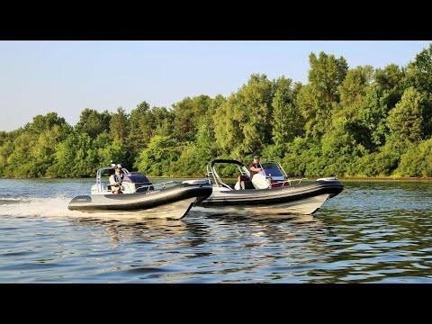 Полювання на човен GRAND G580 Vs G500 (частина 1)