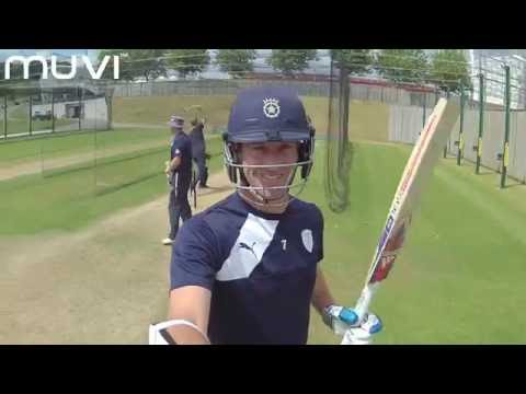 Veho Muvi K-2 Pro: Training Session with Hampshire Cricket Club
