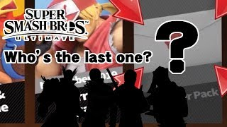 Predicting The Final Fighter's Pass Newcomer - Super Smash Bros. Ultimate