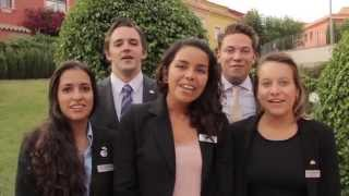 World Tourism Day 2014 at Les Roches Marbella