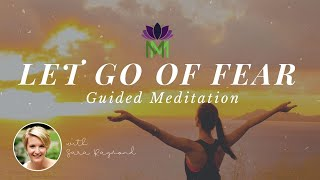Let Go of Worry and Fear and Cultivate Peace / Guided Mindfulness Meditation / Mindful Movement