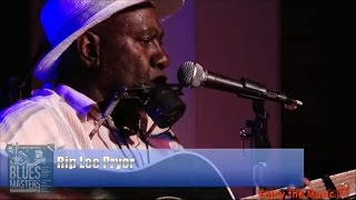 Blues Masters at the Crossroads 2014 Concert: Rip Lee Pryor