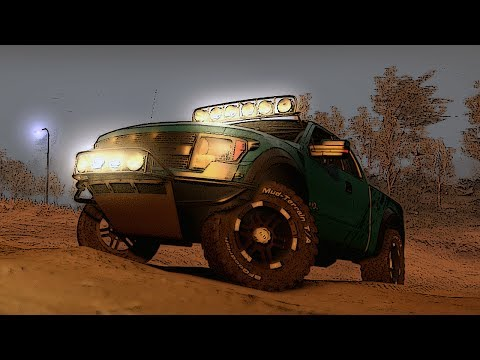 Spintires - Ford Raptor