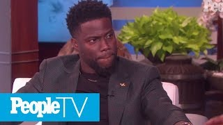 Ellen DeGeneres Supports Kevin Hart In Chat About Hosting The Oscars | PeopleTV