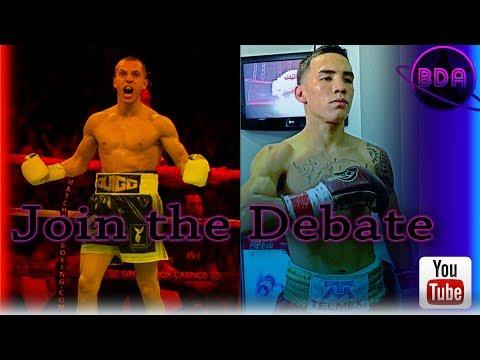Boxing Hangout Mega Saturday Edition: Valdez VS Quigg, Garcia VS Lipinets And More