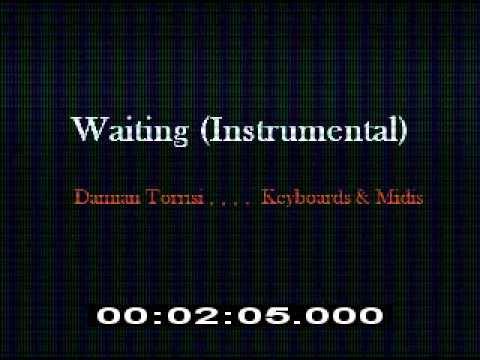 Waiting Instrumental Version