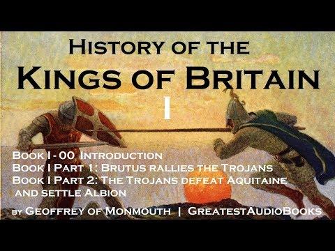 HISTORY OF THE KINGS OF BRITAIN Book I - AudioBook | GreatestAudioBooks