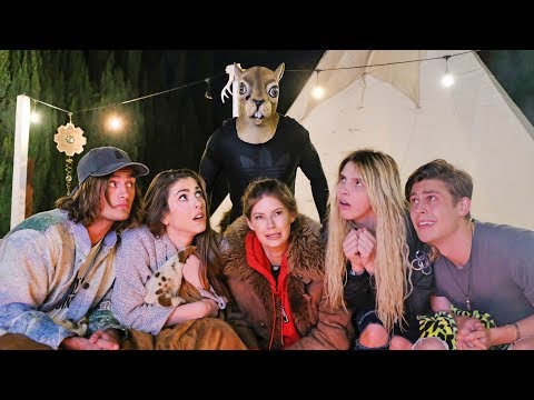 Best Campfire Story Ever | Lele Pons & Hannah Stocking