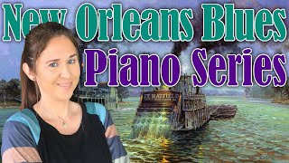 New Orleans Blues Piano Series