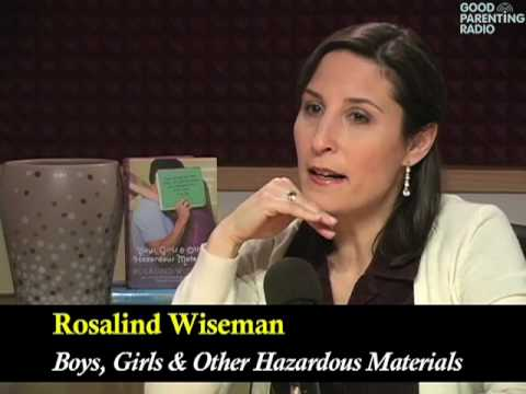 Good Parenting Radio: Rosalind Wiseman