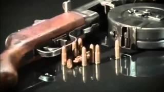 Урок № 6.  Стрелковое оружие Второй Мировой войны.