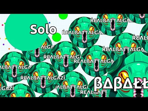 ONE SOLO PLAYER VS 2019 TEAMS SAVAGES ( Agar.io Best Moments ) thumbnail