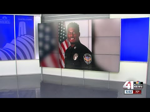 Lee's Summit police officer laid to rest