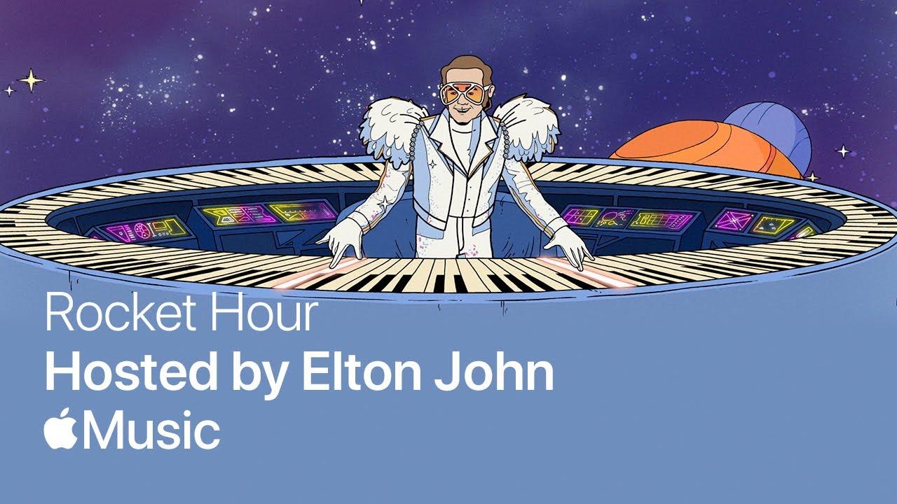 Download Rocket Hour: Hosted by Elton John | Apple Music