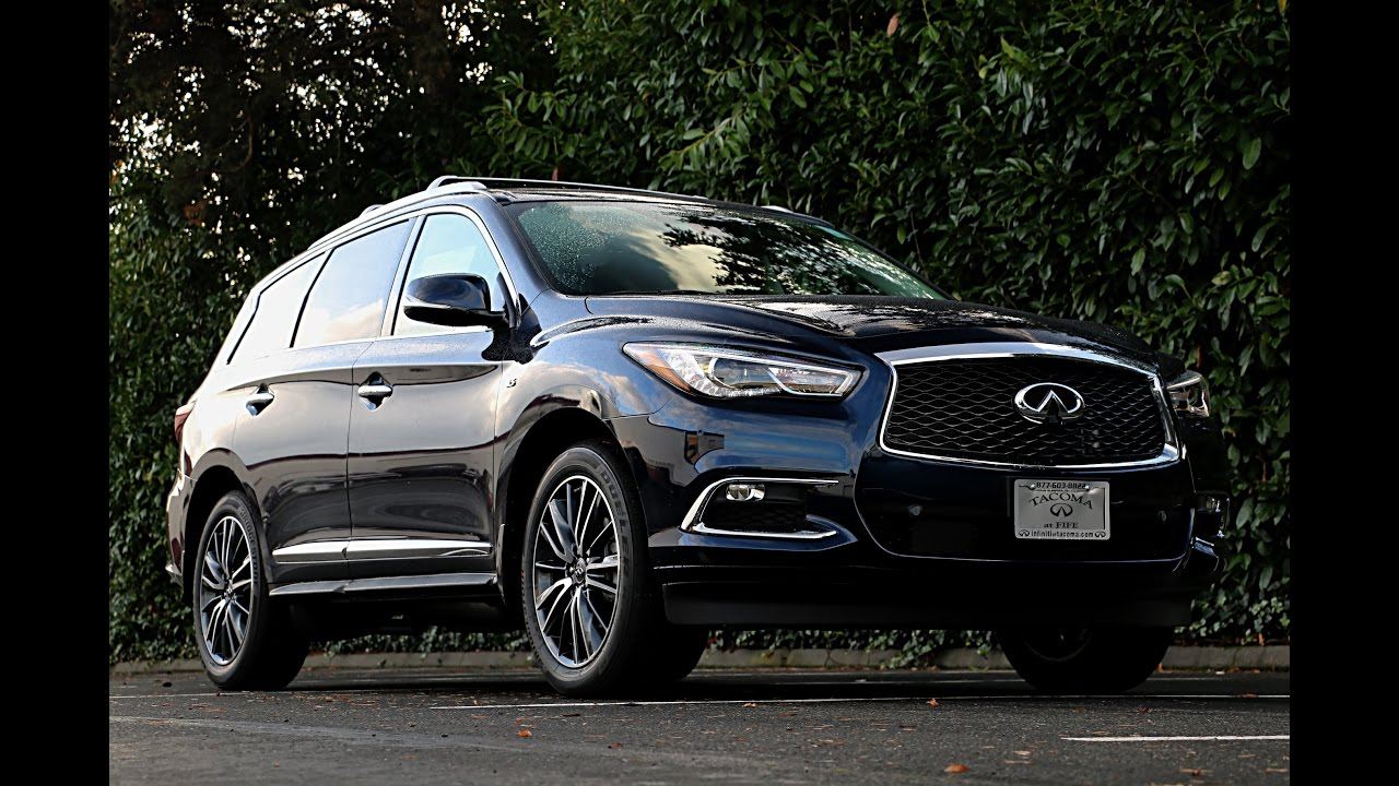 2017 Infiniti Qx60 Review And Walk Around