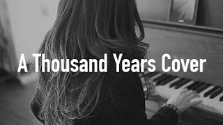 A Thousand Years Cover Music Video