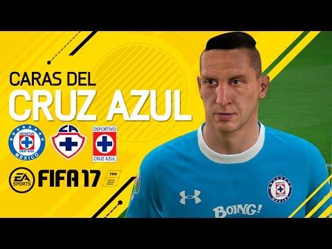 FIFA 17 CARAS CRUZ AZUL - HD