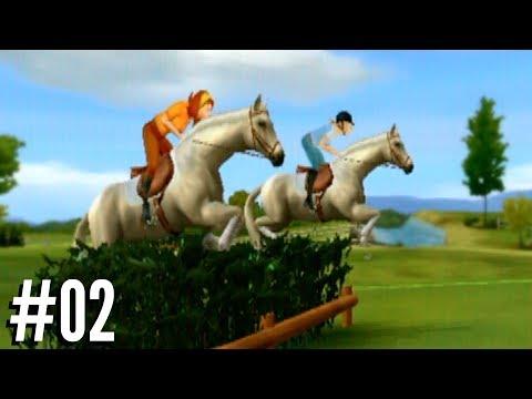Racen tegen onze concurrent! | My Horse and Me 2 #02