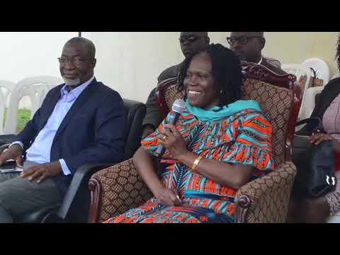 Côte d'Ivoire/ Simone Gbagbo parle du jour sa libération