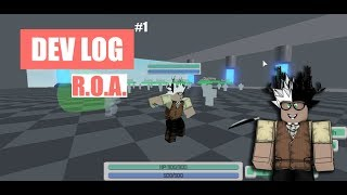 Roblox | ROA Dev Log 1