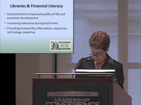 Money Smart Week Leadership Conference - American Library Association