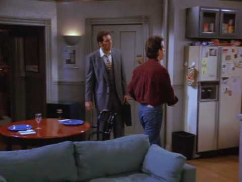 Great Jerry and Kramer Scenes from a Seinfeld episode (8x03 - The Bizarro Jerry)